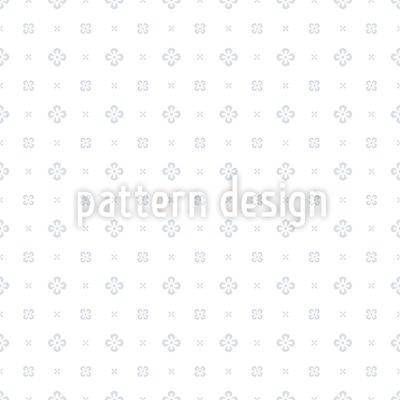 Kunstvolle Blumen Muster Design