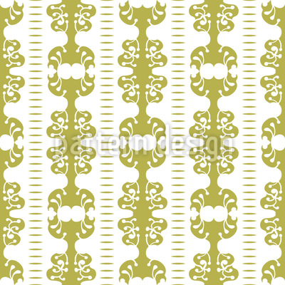 Golden Years Seamless Pattern