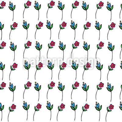 Isolated Gowans Repeating Pattern