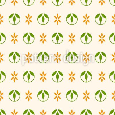 Natural Elegance Pattern Design
