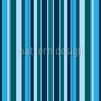 Maritime Stripes Seamless Vector Pattern