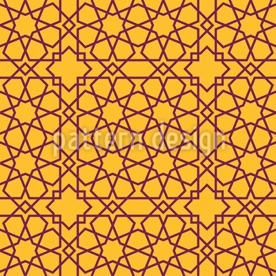 Islamic Stars Vector Design