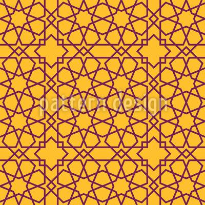 Islamische Sterne Vektor Design