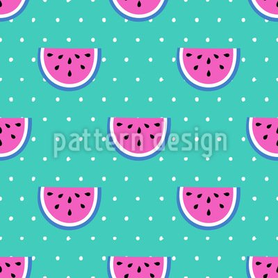 Watermelon Party Repeating Pattern