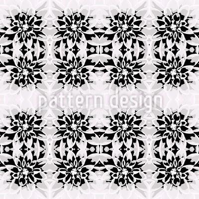 Dahlia Pattern Design