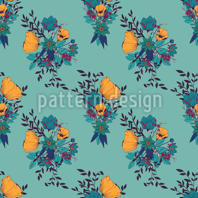 Rampant Flowering Design Pattern