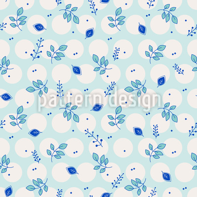 All Kinds Of Mistletoe Vector Pattern