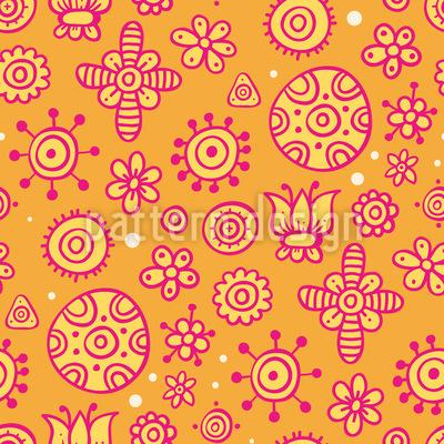Happy Doodles Vektor Design