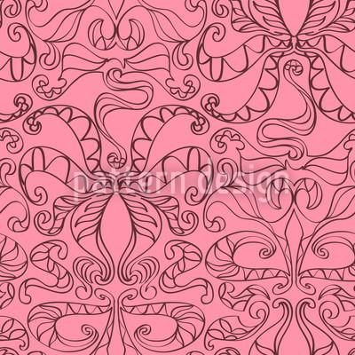 Spiritual Loopies Pink Repeat