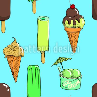 Süß Und Köstlich Designmuster