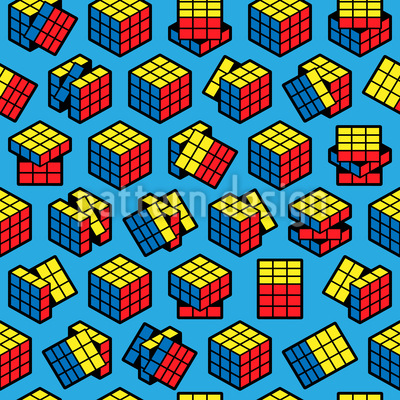 Crazy Cubes Design Pattern