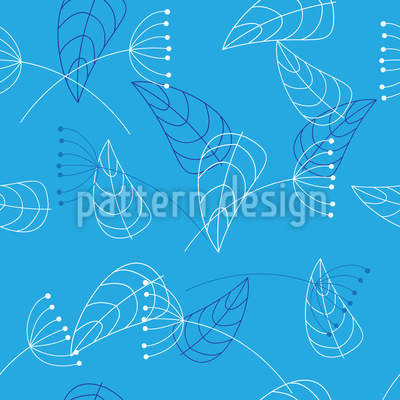 Wild Leafs Vector Design