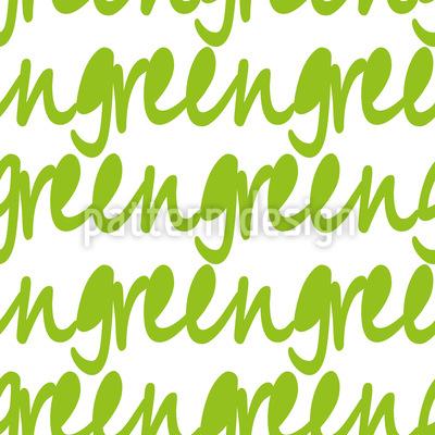 Favorite Font Color Repeating Pattern