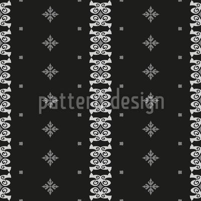Striped Longwise Vector Design