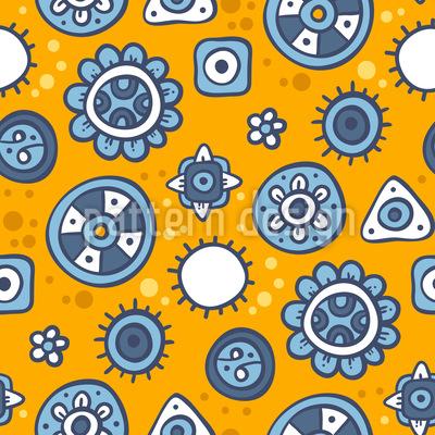 Florale Doodles Rapport