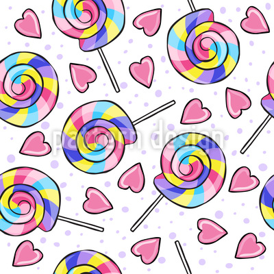 Lollipops Pattern Design
