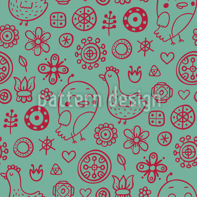 Estampado Vector 13016
