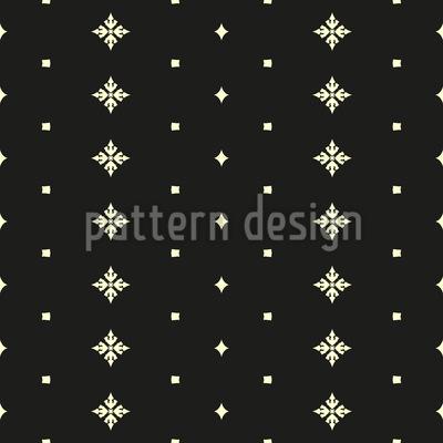Aufgereihte Kristalle Vektor Design