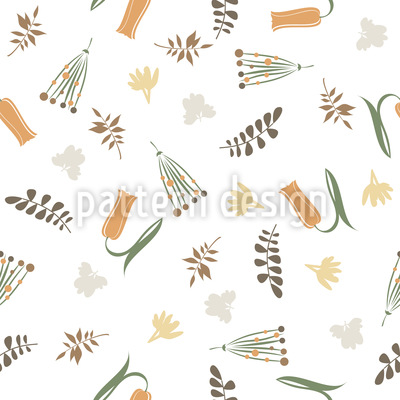 Autumn Mood Design Pattern