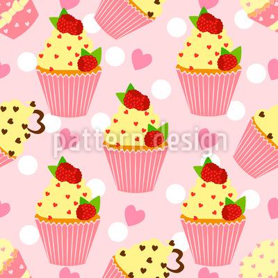 Cupcake Himmel Vektor Design