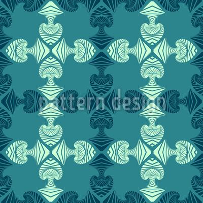 Maori Diver Pattern Design