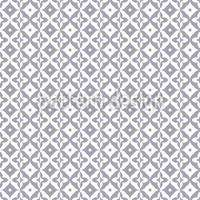 Retro Bordure  Repeating Pattern