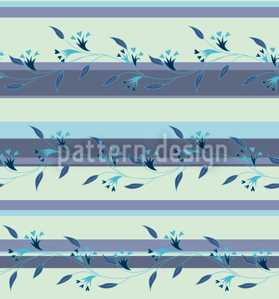 Ines Blue Vector Design