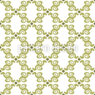Elegantes Gitter Nahtloses Muster