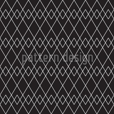 Minimalistische Rauten Muster Design