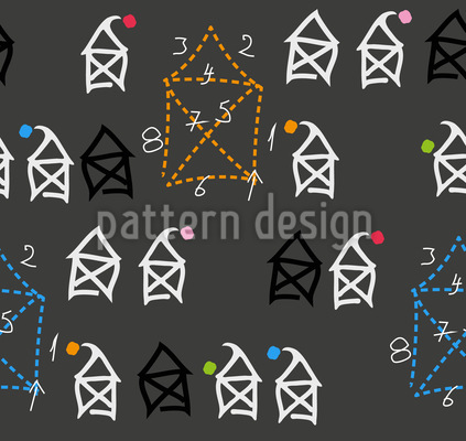 Haus vom Nikolaus Rapportiertes Design