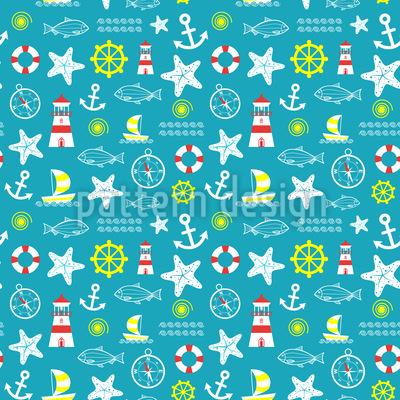 Baltic Sea Pattern Design
