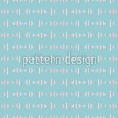 Skandinavischer Rhythmus Muster Design