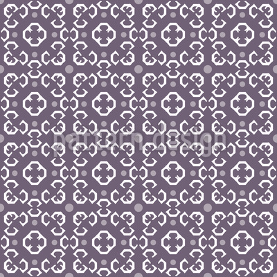 Antique Unobtrusive Beauty Seamless Pattern