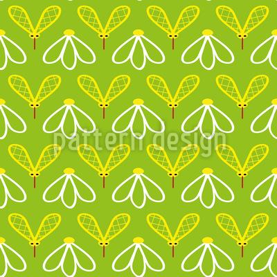 Cute Mosquito Design Pattern