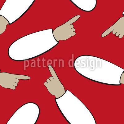 Zeigefinger Designmuster
