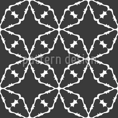 Compoundment Of Stars Pattern Design