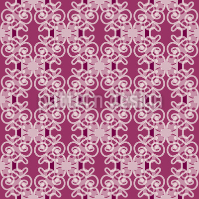 Richly Ornamented Vector Pattern