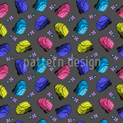 Schöne Schultaschen Designmuster