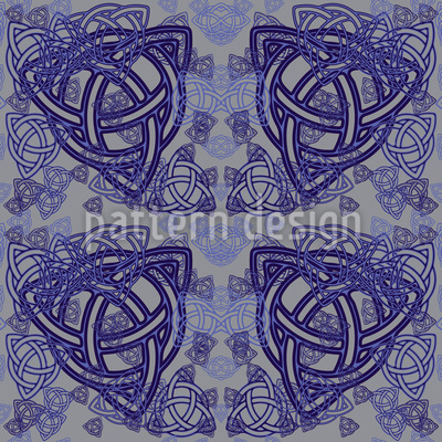 Keltische Symbole Rapportmuster