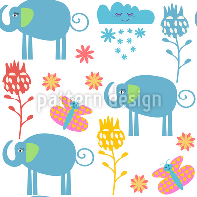 Elephant Companions Design Pattern