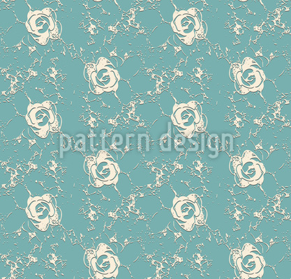 Roses Over Roses Vector Design