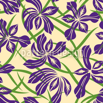 Springdream Seamless Vector Pattern