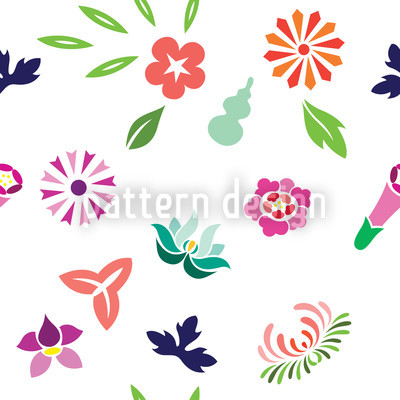Japanese Spring Design Pattern