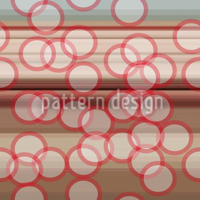 Beam Spots Seamless Pattern