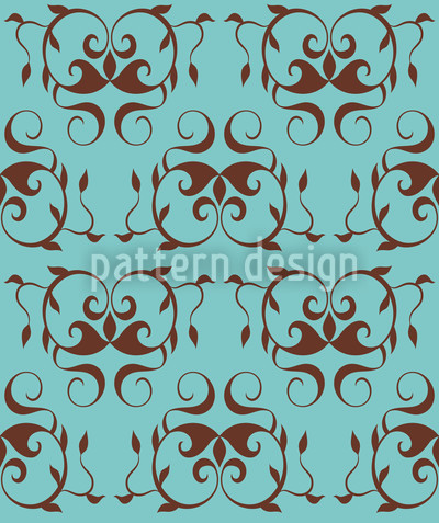 Ars Chocolat Seamless Vector Pattern