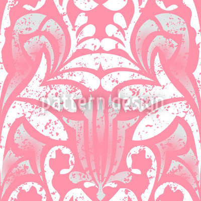 Damasko Crystal Vector Pattern