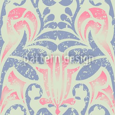 Damasko Leinen Vektor Design