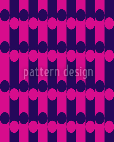 Elypso Pink Repeating Pattern