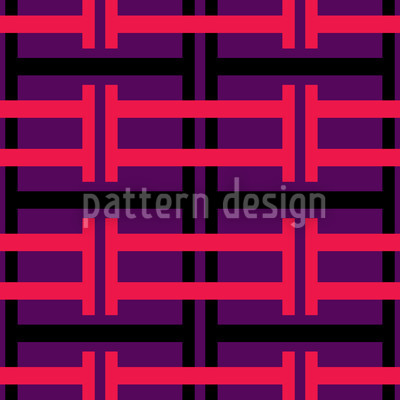 Metro Asia Repeating Pattern