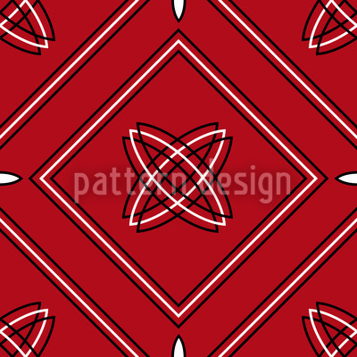 Roma Rosso Vector Ornament